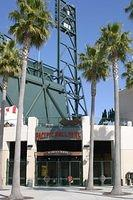 Pac Bell Park (Now AT&T Park)